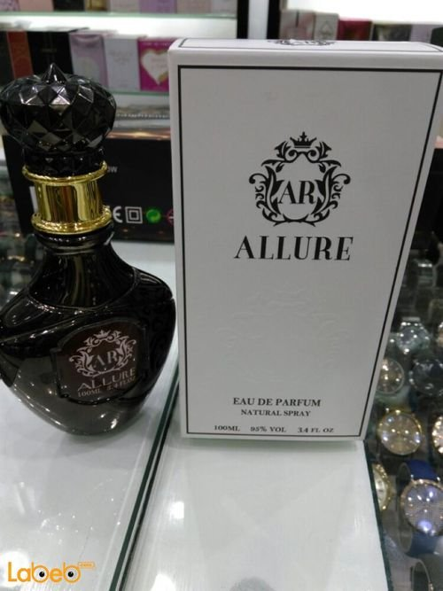ALLURE perfume For women 100 ml French Brown