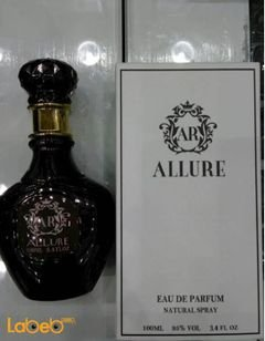 ALLURE perfume - For women - 100 ml - French - Brown color