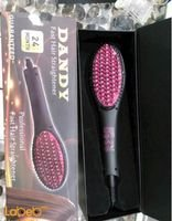 Dandy fast hair straightener 40W 230C Black and Pink color