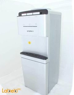 STORK water cooler - Cold Hot - silver colour - WD_ST211 Model
