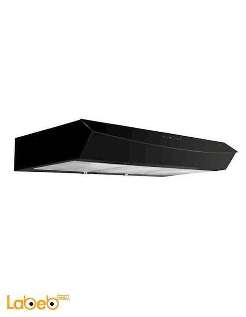 ELMA Glass Wing Chimney Hood 5 Filters 90cm Black ELM-EH3600B
