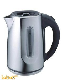 STORK Electric Kettle - 2000 Watt - 1.7 L - Stainless - HHB-1733 Model