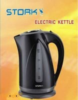 STORK Kettle 2000Watt 2 Liter capacity Black EK_ST6000 Model