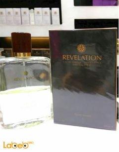 عطر Revelation - للرجال - 100 مل - منتج فرنسي - لون شفاف