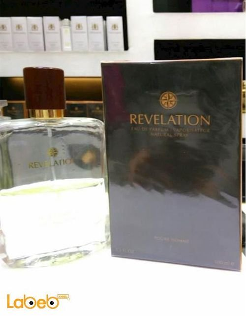Revelation perfume Suitable for men 100ml transparent