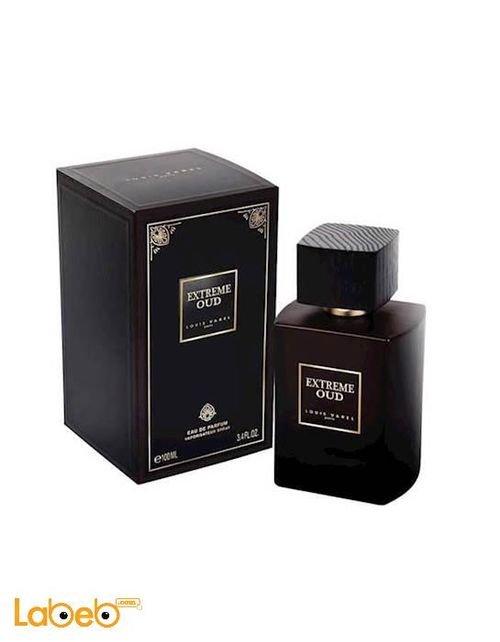 LOUIS VAREL Parfum for men 100ml French Extreme OUD