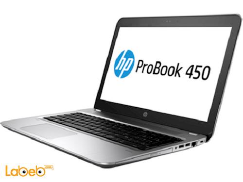 لابتوب HP انتل كور اي 7 8 جيجابايت فضي ProBook 450G4