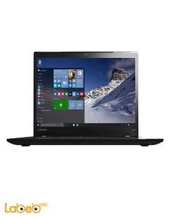 Lenovo ThinkPad T460S laptop - core i 7 - 8GB - Black color