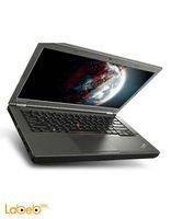 لابتوب لينوفو اي 7 رام 4 جيجابايت لون أسود ThinkPad T440P