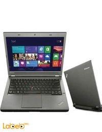 لابتوب لينوفو اي 7 رام 8 جيجابايت لون أسود ThinkPad T440P