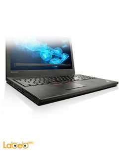 Lenovo ThinkPad W550 Laptop - core i7 - 16GB Ram - Black color