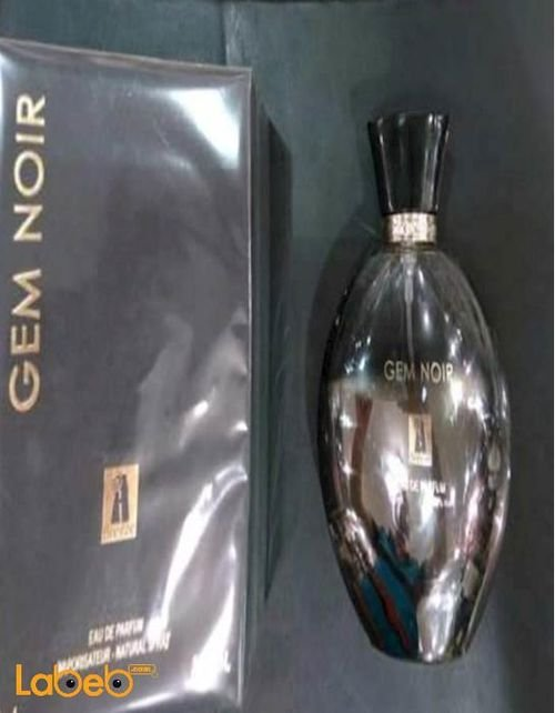 GEM NOIR Parfum for men 100ml French