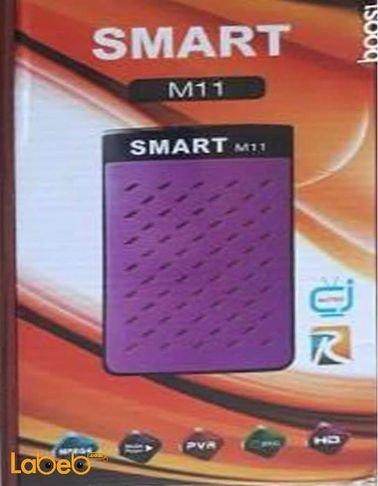 رسيفر SMART مع إشتراك IPTV رويال وماتريكس سنة موديل m11