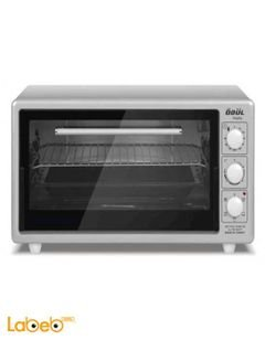 ODUL Turkish Electric Oven - 1400W - 42L - White Colour - MIDI-INOX