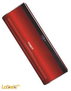 TOSOT Split air conditioner - 1 Ton - Red color - TS-H126RZP1