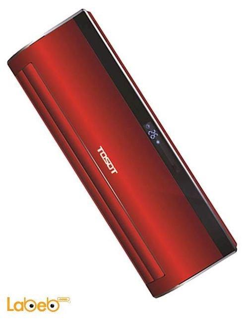 مكيف هوائي توسوت بارد حار 1 طن أحمر TS-H126RZP1