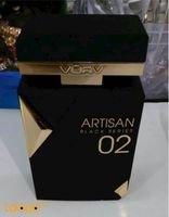 عطر Aristan black series 02 للرجال منتج فرنسي 100مل أسود