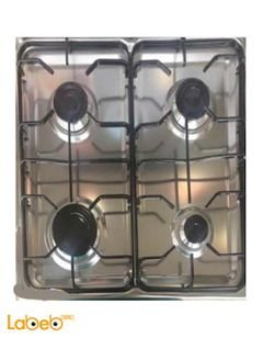 Dansat star oven - 4 burners - 60*60cm - white color