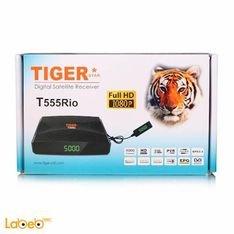 Tiger T555 Rio receiver, Full HD, 4000 channel