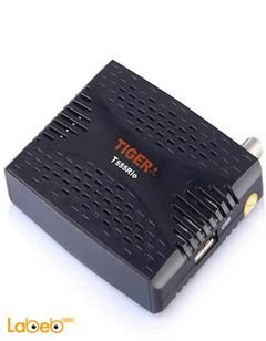 Tiger T555 Rio receiver - Full HD - 4000 channel - USB port