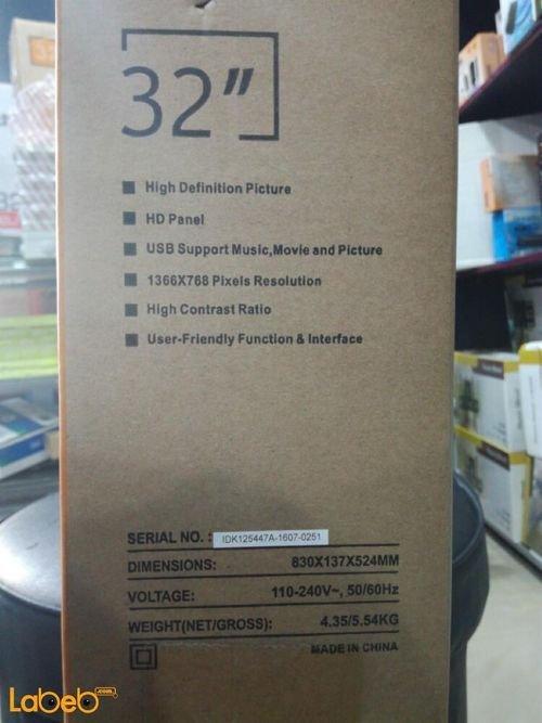 Rowa LED TV 32 inch HD LED32D15