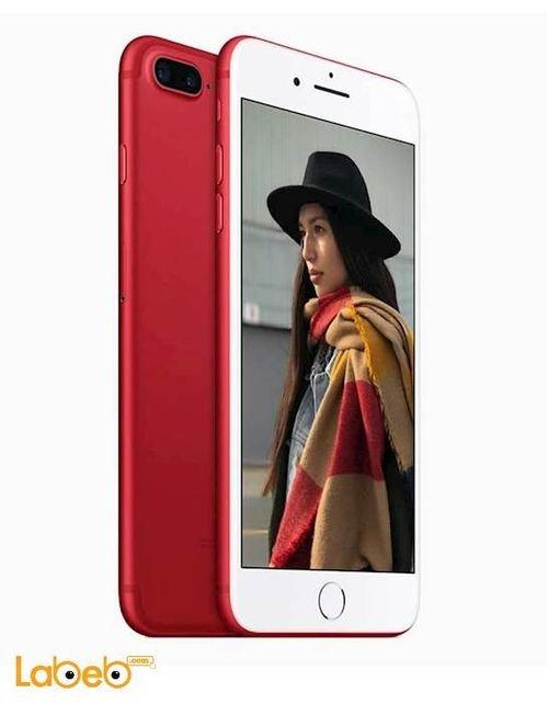 موبايل ايفون 7 بلس ابل 128 جيجابايت أحمر iPhone 7 Plus