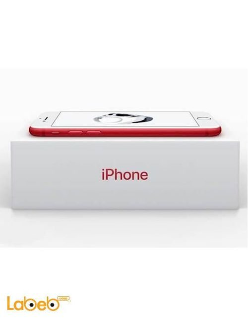 Apple Iphone 7 Plus smartphone 128GB 5.5inch red color