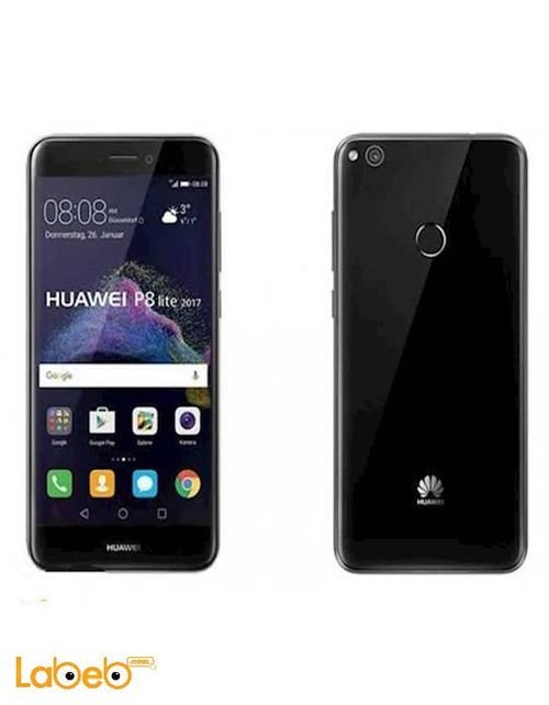 Huawei P8 Lite (2017) smartphone 16GB 5.2inch Black color