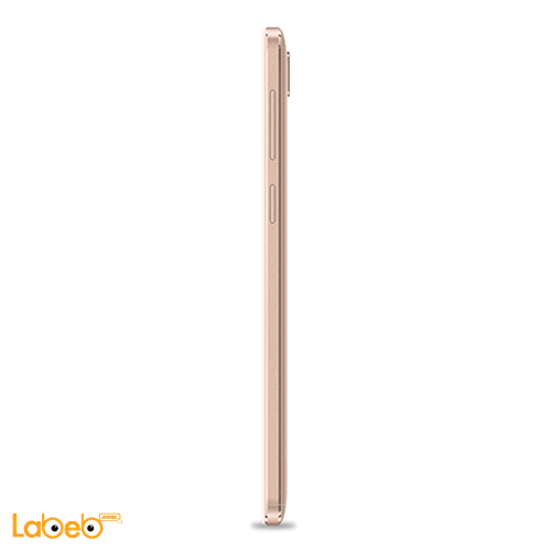 Posh Icon Pro HD X551 Smartphone side 16GB 5.5inch Gold color