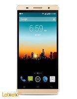 خلفية موبايل Icon  Pro HD X551 ذاكرة 16 جيجابايت 5.5 انش لون ذهبي