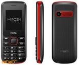 موبايل بوش Lynx A100 ذاكرة 32 ميجابايت يدعم شريحتين أسود