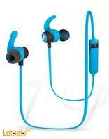 سماعات أذن بلوتوث Audionic حتى 10 امتار لون أزرق موديل B-720