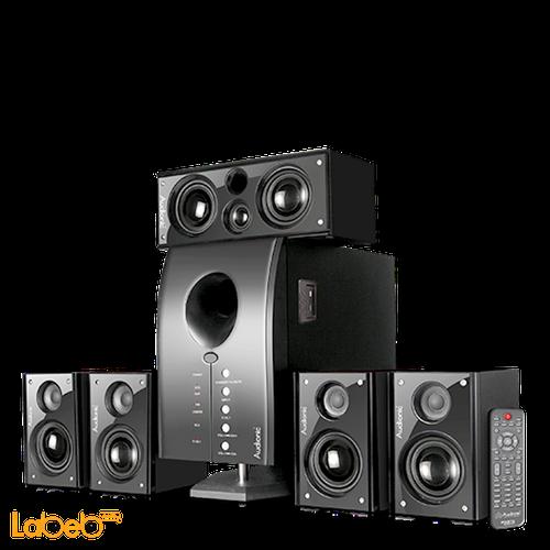 Audionic 5.1 Channel Speaker 2500Watt Black Pace 3 Ultra model