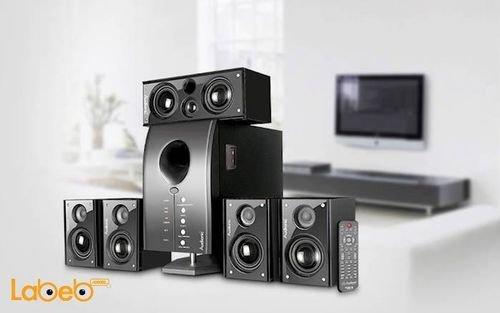 مكبر صوت وسماعات 5.1 قناة Audionic قدرة 2500 واط Pace 3 Ultra