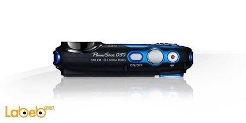 كاميرا كانون رقمية مقاومة للماء موديل PowerShot D30