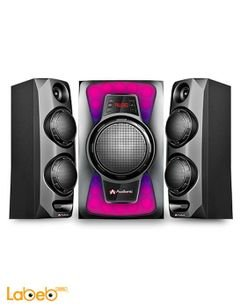 Audionic 2.1 Channel Speaker - 2500W - 5x3 inch - R-23 model