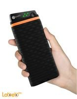 Dany Power Bank - 20000mAh 2xUSB ports Black PB-210
