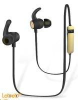 سماعات أذن بلوتوث Audionic حتى 10 أمتار - لون أسود - موديل B-720