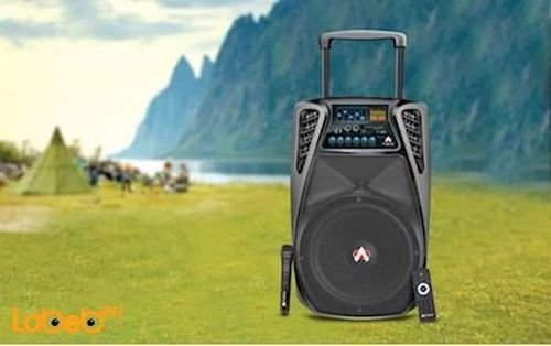 AUDIONIC Portable Trolley Speaker  Bluetooth CLASSIC MASTI 8