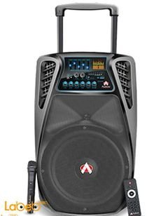 AUDIONIC Portable Trolley Speaker - LED - Bluetooth - CLASSIC MASTI 8