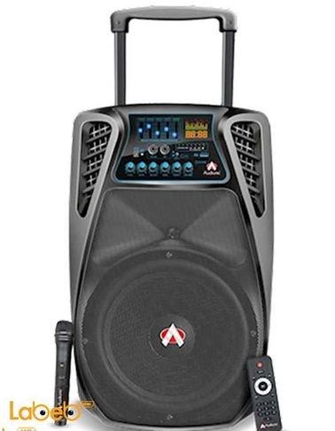 سماعة DJ متنقل AUDIONIC شاشة LED  بلوتوث موديل CLASSIC MASTI 8