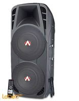 AUDIONIC Big Trolley Speaker Bluetooth Black CLASSIC MASTI 12