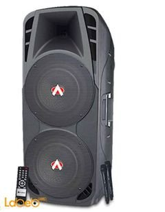 AUDIONIC Big Trolley Speaker - Bluetooth - Black - CLASSIC MASTI 12