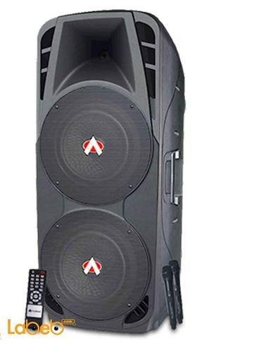 سماعة AUDIONIC تدعم بلوتوث أسود موديل CLASSIC MASTI 12