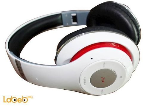 Beats Bluetooth Stereo/MP3 Headset White TM-010