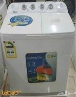 Dansat Twin Tup washing machine 10kg White DW5W model