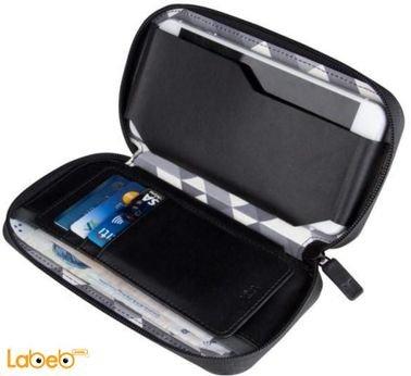 محفظة ايفون 7 وبطاقات روبوستو فيفا مدريد أسود VIVA-IP7BC-DRSCLR