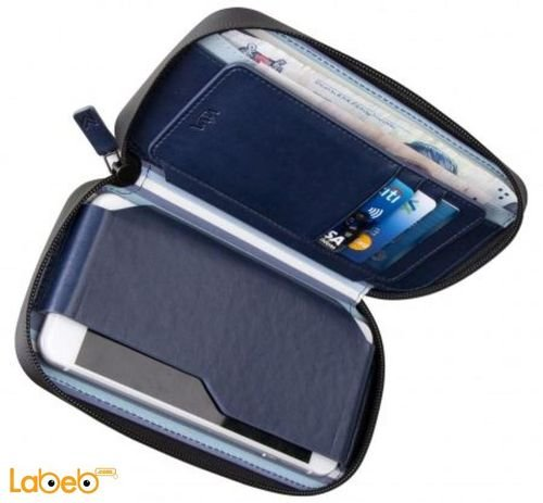 Viva madrid mobile & pocket wallet Blue VIVA-RBTOWP-BLU55