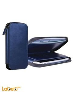 Viva madrid mobile & pocket wallet - Blue - VIVA-RBTOWP-BLU55