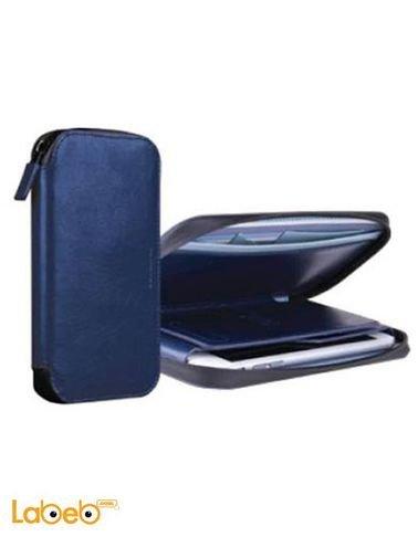 محفظة للموبايل والبطاقات فيفا مدريد لون أزرق VIVA-RBTOWP-BLU55